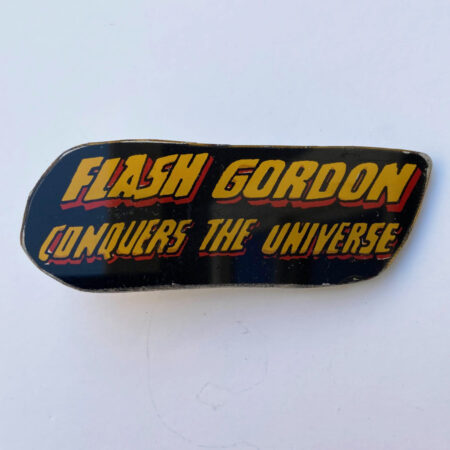 Flash Gordon Pinball Hair Clip